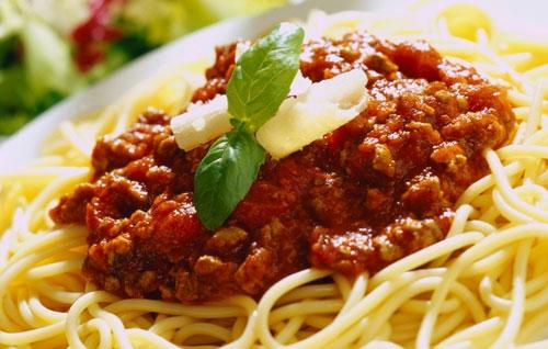 Итальянский рецепт спагетти болоньезе